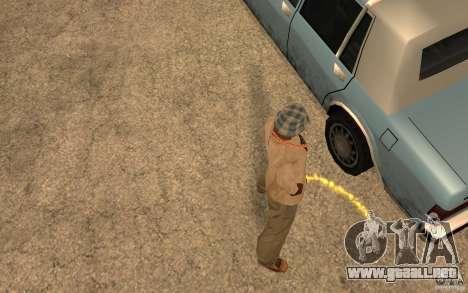 Life para GTA San Andreas tercera pantalla