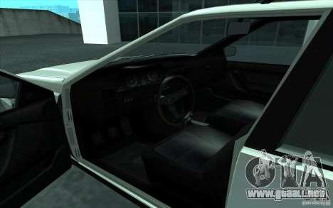 Lingote de GTA 4 para visión interna GTA San Andreas