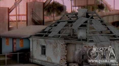 SA Beautiful Realistic Graphics 1.7 BETA para GTA San Andreas undécima de pantalla