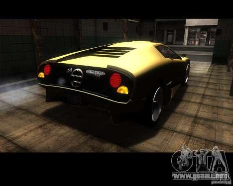 IV HQLM v2.1 para GTA San Andreas segunda pantalla