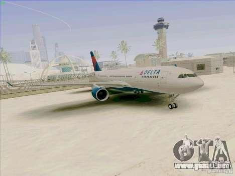 Airbus A330-200 para GTA San Andreas
