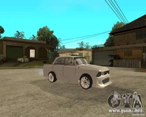412 AZLK sintonizado para la visión correcta GTA San Andreas