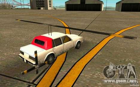 Avtolët para GTA San Andreas left