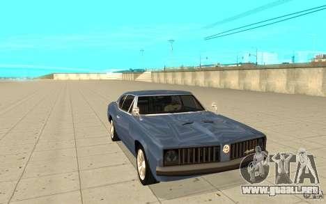 Semental de GTA 4 para GTA San Andreas