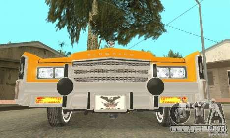 Cadillac Eldorado Convertible 1976 para GTA San Andreas