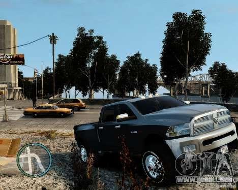 Dodge Ram 3500 Stock para GTA 4