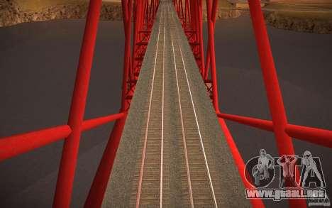 Pistas de HD para GTA San Andreas sucesivamente de pantalla