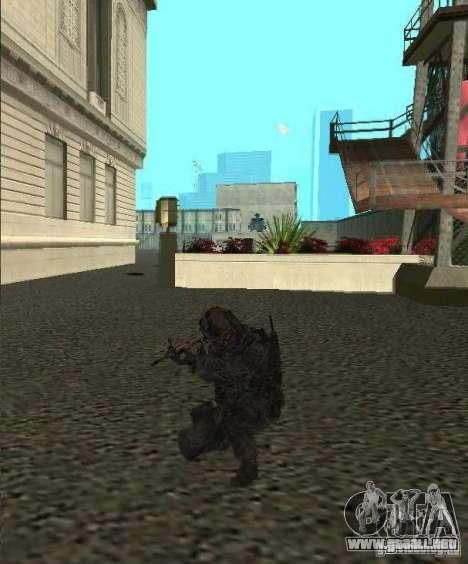 USA Army Ranger para GTA San Andreas segunda pantalla