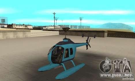 Nuevo Seaspar para GTA San Andreas