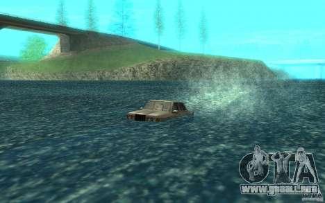 Admiral Boat para GTA San Andreas