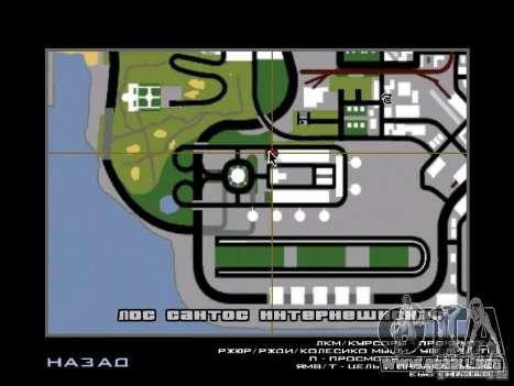 Grèjtlènd v0.2 para GTA San Andreas novena de pantalla