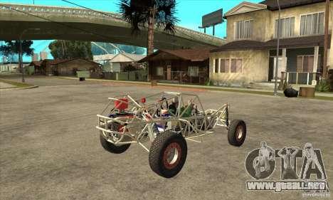 Dirt 3 Stadium Buggy para la visión correcta GTA San Andreas