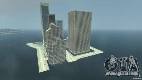 Green Island 1.0 para GTA 4