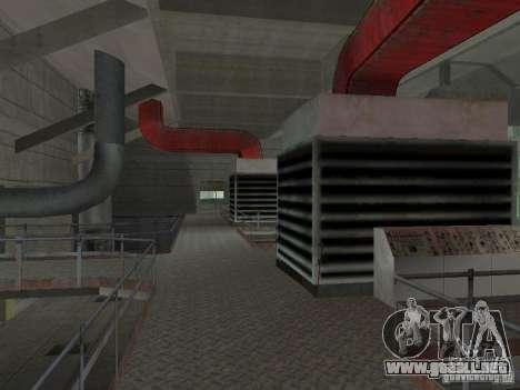 Zona abierta 69 para GTA San Andreas tercera pantalla