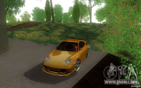 Ruf R-Turbo para GTA San Andreas left