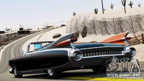 Cadillac Eldorado III Biarritz para GTA 4 left