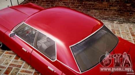 Dodge Monaco 1974 para GTA 4 vista lateral