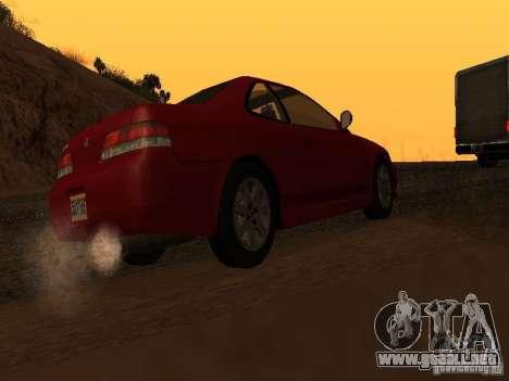 Honda Prelude Sport para la visión correcta GTA San Andreas