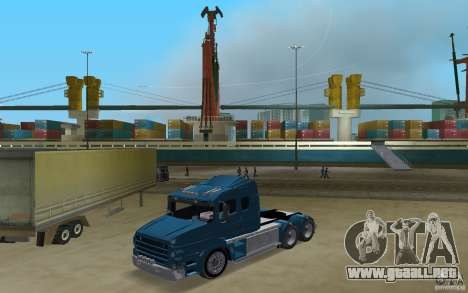 Scania T164 para GTA Vice City