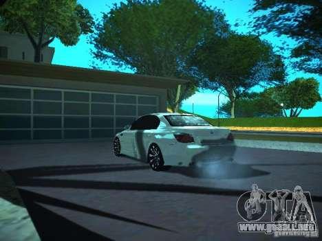 ENBSeries V4 para GTA San Andreas octavo de pantalla