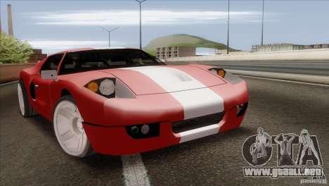 Bullet HD para GTA San Andreas