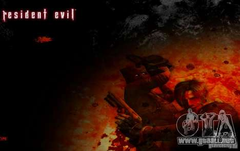 Pak personajes de Resident Evil para GTA San Andreas
