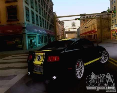 ENBSeries by ibilnaz v 3.0 para GTA San Andreas segunda pantalla