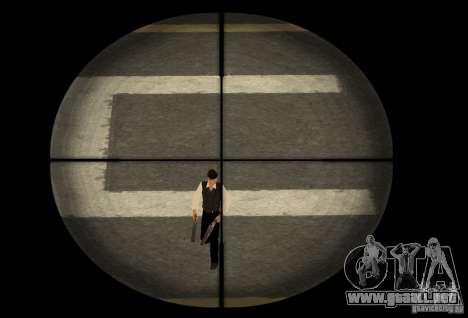 L118A Collection Wooland para GTA San Andreas quinta pantalla