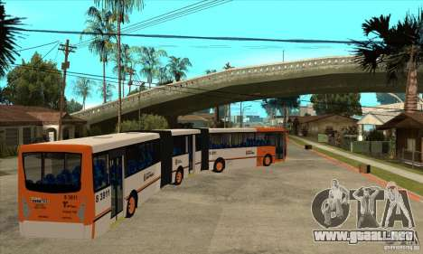 Caio Induscar Millenium II para la visión correcta GTA San Andreas