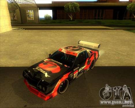 Buffalo D1 para GTA San Andreas