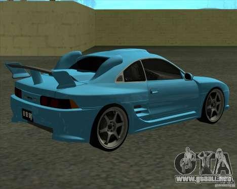 Toyota MR2 1994 para la visión correcta GTA San Andreas