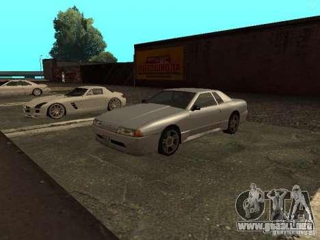 Elegy estándar para GTA San Andreas