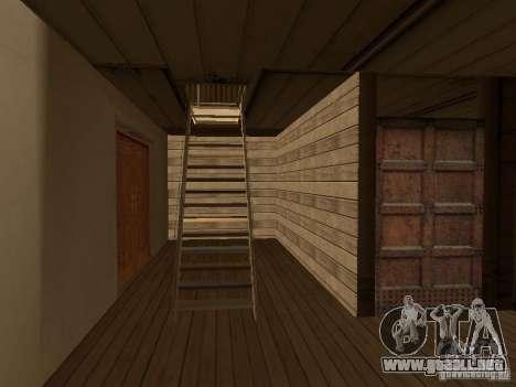 Grèjtlènd v0.2 para GTA San Andreas sexta pantalla