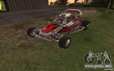 Bandito para GTA San Andreas