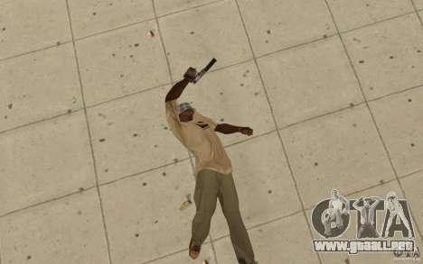 Nueva caída para GTA San Andreas sexta pantalla