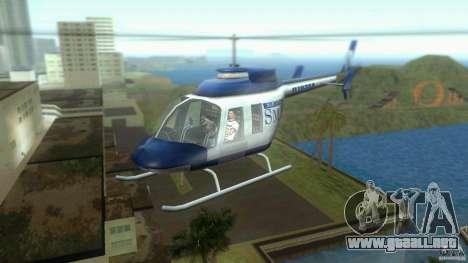 SubtopiCo SMB Maverick para GTA Vice City