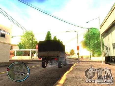UAZ 330364 para GTA San Andreas left
