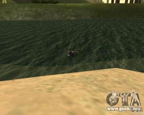 Fiesta de la naturaleza para GTA San Andreas novena de pantalla