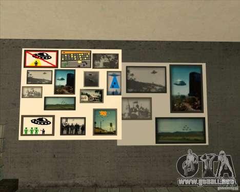 Nuevas muestras de Lil taberna para GTA San Andreas tercera pantalla