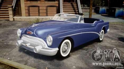 Buick Skylark Convertible 1953 v1.0 para GTA 4 left