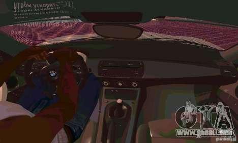 BMW Z4 E85 M para el motor de GTA San Andreas