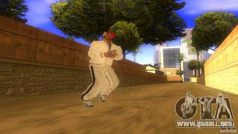 BrakeDance mod para GTA San Andreas sexta pantalla