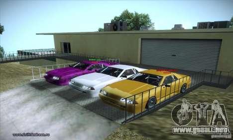 ENBSeries v5.0 Baby Blue para GTA San Andreas tercera pantalla
