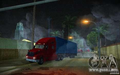 ENBSeries v1.0 por GAZelist para GTA San Andreas