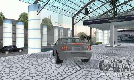 Ford Mustang GT 2003 para GTA San Andreas left