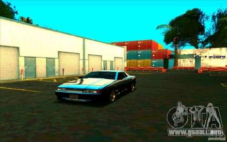 Enbseries cualitativa para GTA San Andreas