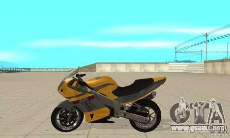 GTAIV NRG900 RR para GTA San Andreas left