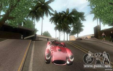 Ferrari 250 Testa Rossa para visión interna GTA San Andreas