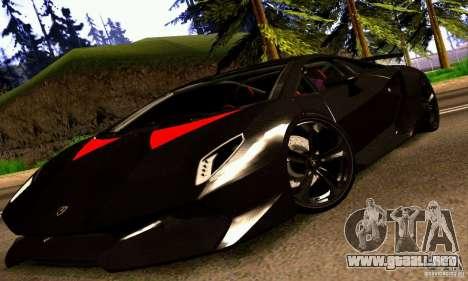 Lamborghini Sesto Elemento para GTA San Andreas