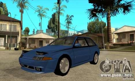 Volvo 480 Turbo para GTA San Andreas